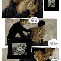 The Mark of Aeacus #1, page 6