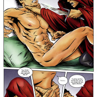 The Mark of Aeacus #2, page 7