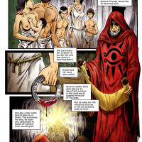 The Mark of Aeacus #2, page 10