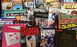 Full Spread of NWP Books - September 2015