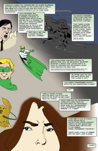 Captain Kinetic Issue 1, page 15