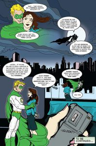 Captain Kinetic Issue 1, page 22