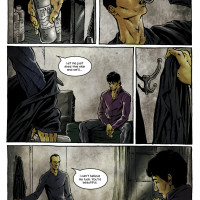 The Mark of Aeacus #1, page 4
