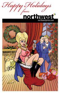 Happy Holidays from Northwest Press
