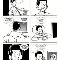 Jayson Gets a Job, page 9