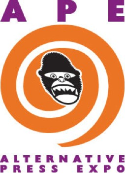 alternative press expo ape logo � northwest press