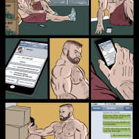 Shirtlifter #5, page 9