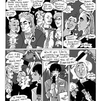 The Collected Black Gay Boy Fantasy #1, page 11