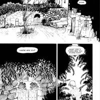 Fearful Hunter #4, page 3