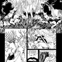 Fearful Hunter #4, page 4