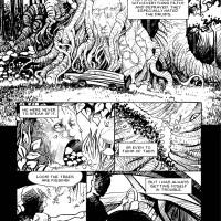 Fearful Hunter #4, page 6