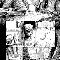 Fearful Hunter #4, page 7