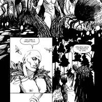 Fearful Hunter #4, page 9