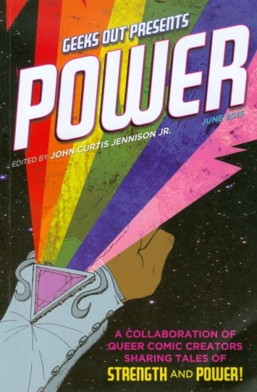 Geeks OUT presents POWER