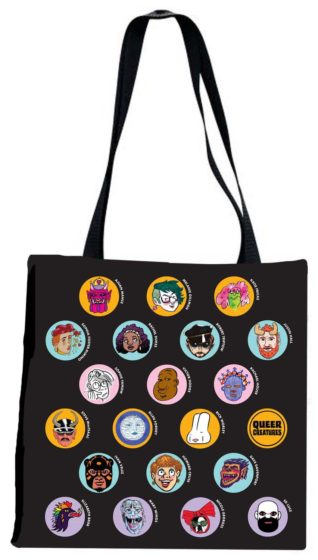 Queer Creatures Tote (front)